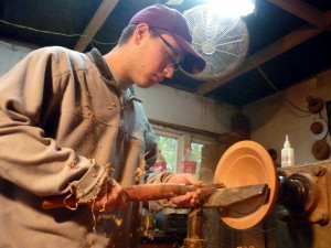 Woodturning Tuition
